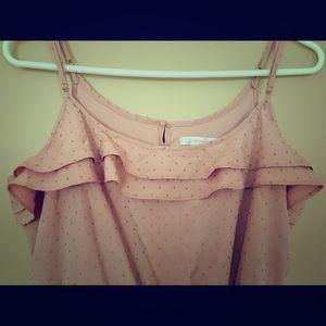 LC by Lauren Conrad Strap Dress